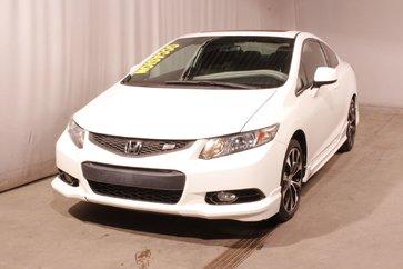 Honda Civic Cpe Si MAGS TOIT CAMÉRA A/C 2013