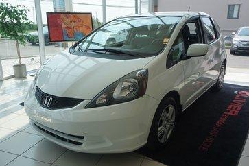 2014 Honda Fit LX-A/C-AUTO-GR.ELECTRIQUE