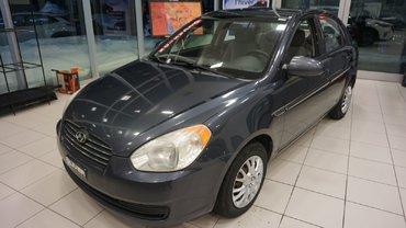 Hyundai Accent GL-AUTOMATIQUE-A/C-GR.ÉLECTRIQUE 2008