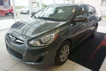 Hyundai Accent GL-BAS KILO-UNE SEULE PROPRIO-JAMAIS ACCIDENTÉ 2012
