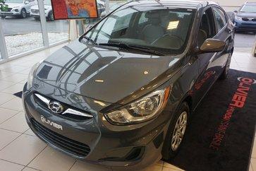 Hyundai Accent GL-A/C-GR.ÉLECTRIQUE-UNE SEULE PROPRIO 2012