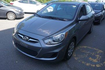 2014 Hyundai Accent GL-BAS KILO-BLUETOOTH-GR. ELECT-SIÈGE CHAUFFANTS