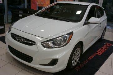 Hyundai Accent GL AUTO A/C GR.ELEC  BLUETOOTH SIEGE CHAUFFANT 2014