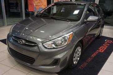 Hyundai Accent GL-COMME NEUF-GARANTIE-BLUETOOTH 2015