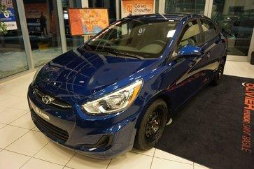 Hyundai Accent GL-TRÈS BAS KILO CERTIFIÉ-GARANTIE-COMME NEUF 2015