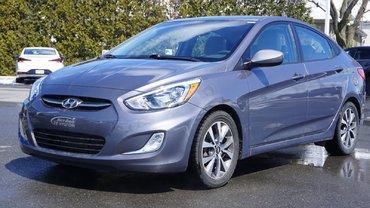 Hyundai Accent GLS-UN SEUL PROPRIO-JAMAIS ACCIDENTÉ-GARANTIE 2016