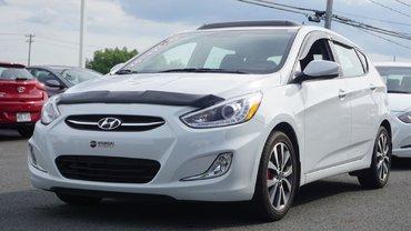 Hyundai Accent GLS-BAS KILO-UN SEUL PROPRIO-BLUETOOTH-MAG 2017