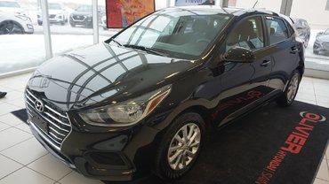 2019 Hyundai Accent PREFERRED AUTO A/C GR.ELEC BLUETOOTH SIEGE CHAUFFA