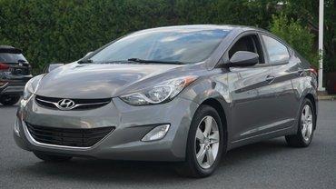 Hyundai Elantra GLS TOIT MAG FOG A/C GR.ELEC 2012