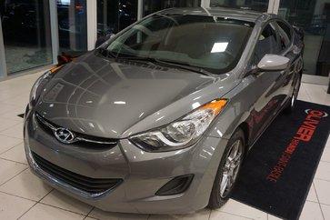 2013 Hyundai Elantra GL-BAS KILO-BLUETOOTH-SIEGE CHAUFFANT