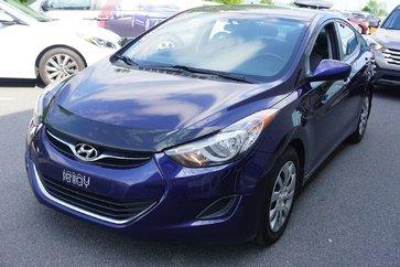 2013 Hyundai Elantra GL-UN SEUL PROPRIO-JAMAIS ACCIDENTÉ