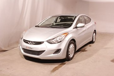 2013 Hyundai Elantra GL PROPRE
