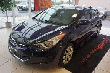 2013 Hyundai Elantra GL-BAS KILO-A/C-BLUETOOTH