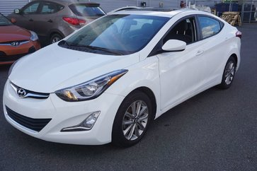 Hyundai Elantra GLS-TOIT OUVRANT-CAMÉRA-BLUETOOTH-MAG 2014