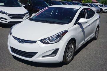 2015 Hyundai Elantra GL-BLUETOOTH-UNE SEULE PROPRIO-GARANTIE