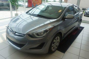 2015 Hyundai Elantra GL-BAS KILO-GARANTIE-TRÈS PROPRE