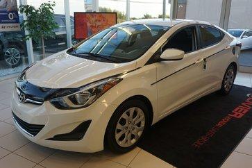2015 Hyundai Elantra GL-UNE SEULE PROPRIO-JAMAIS ACCIDENTÉ-GARANTIE
