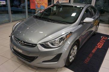 Hyundai Elantra L-A/C-GR.ÉLECTRIQUE- 2015