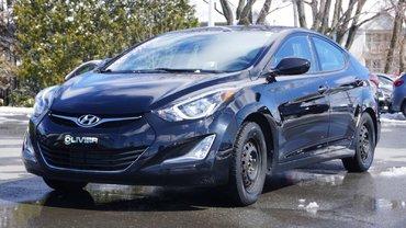 Hyundai Elantra GLS PORT-BAS KILO-GARANTIE-UN PROPRIO-BLUETOOTH 2015