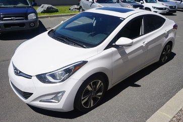 Hyundai Elantra GLS-TOIT OUVRANT-MAG-BLUETOOTH 2016