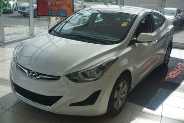 2016 Hyundai Elantra L- FREINS NEUF 4 ROUES-JAMAIS ACCIDENTÉ