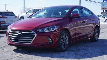 Hyundai Elantra GL-JAMAIS ACCIDENTÉ-UN SEUL PROPRIO-BLUETOOTH-MAG 2017