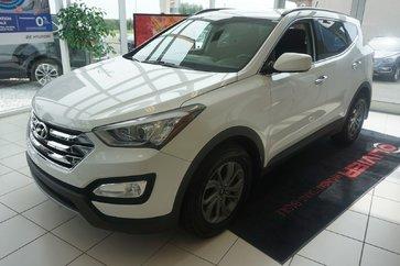 Hyundai Santa Fe Sport PREMIUM-BAS KILO-GARANTIE-JAMAIS ACCIDENTÉ 2014