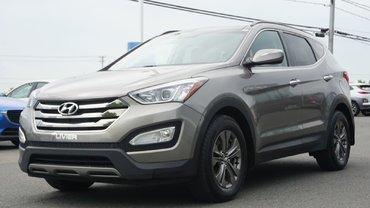 Hyundai Santa Fe Sport LIMITED-2.0T-NAVIGAT-AWD-CUIR-TOIT PANO-BLUETOOTH- 2014