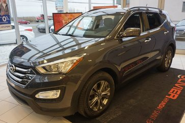 2015 Hyundai Santa Fe Sport PREMIUM-AWD-BLUETOOTH-UNE SEULE PROPRIO