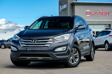 Hyundai Santa Fe Sport Luxury 2015