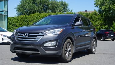 Hyundai Santa Fe Sport Premium-2.0T-BLUETOOTH-CAMÉRA-AWD-MAG-GARANTIE 2015