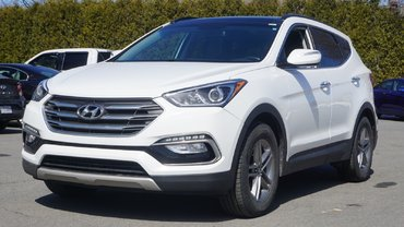 Hyundai Santa Fe SE 2.4L-CUIR-TOITCAMERA-BLUETOOTH-MAG-VOLANT CHAUF 2017