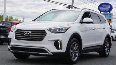 Hyundai Santa Fe XL 7 PASSAGER-BAS KILO-GARANTIE 2017