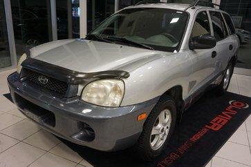 Hyundai Santa Fe GL-A/C-GR.ÉLECTRIQUE--CRUISE 2002