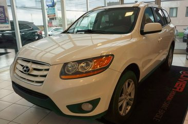 Hyundai Santa Fe SPORT-AWD-CUIR-TOIT OUVRANT-BLUETOOTH 2011