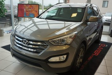 Hyundai Santa Fe SPORT-BLUETOOTH-MAG-JAMAIS ACCIDENTÉ 2013