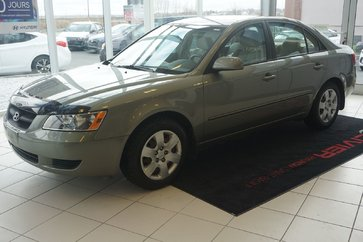 2008 Hyundai Sonata TRÈS BAS KILO-COMME NEUF-JAMAIS ACCIDENTÉ