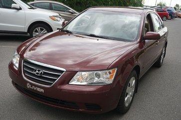 2010 Hyundai Sonata AUTO A/C GR.ELEC