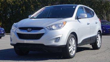Hyundai Tucson LIMTED-AWD-CUIR-TOIT PANO-BLUETOOTH-BAS KILO 2010