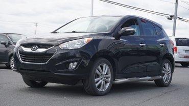 Hyundai Tucson LIMITED-AWD-CUIR-MAG-TOIT OUVRANT 2010