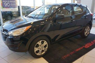 Hyundai Tucson GL-BLUETOOTH-RÉGULATEUR DE VITESSE-SIÈGE CHAUFFANT 2011