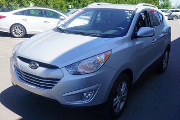 Hyundai Tucson BAS KILO- GLS-TRÈS PROPRE-JAMAIS ACCIDENTÉ 2013