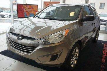 Hyundai Tucson GL-BLUETOOTH-TRÈS BAS KILO-GR.ÉLECTRIQUE 2013