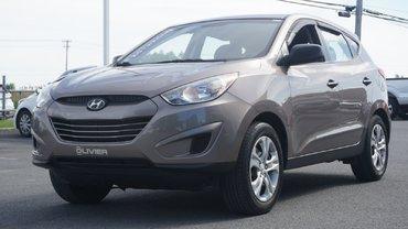 Hyundai Tucson GL-BAS KILO-UN SEUL PROPRIO-JAMAIS ACCIDENTÉ- 2013