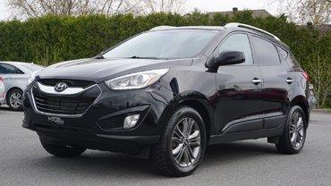 Hyundai Tucson GLS-TOIT PANO-CAMÉRA-MAG-COMME NEUF 2014