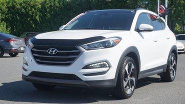 Hyundai Tucson Limited-NAVIGATION-CUIR-TOIT PANO-CAMÉRA-BLUETOOTH 2016