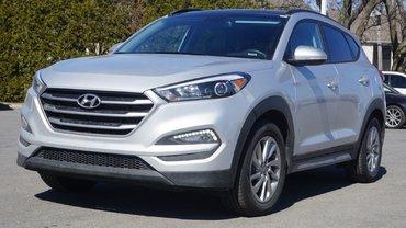 Hyundai Tucson SE-AWD-CUIR-TOIT PANO-CAMÉRA-BLUETOOTH 2018