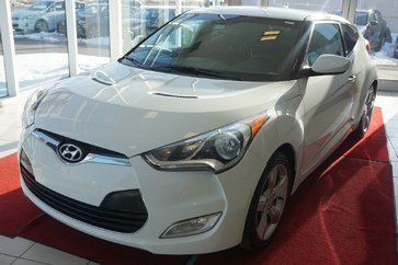 Hyundai Veloster CAMÉRA-PUSH START-BLUETOOTH-UNE SEULE PROPRIO 2014