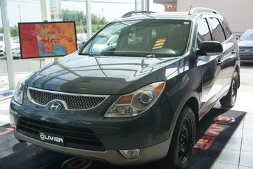 2011 Hyundai Veracruz LIMITED-AWD-CUIR-TOIT OUVRANT-MAG-7 PASSAGERS