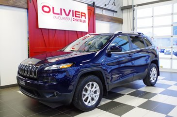 Jeep Cherokee North, MAGS, DÉMARREUR A DISTANCE 2014